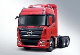 搭载福康ISG发动机 欧曼GTL超能版上市